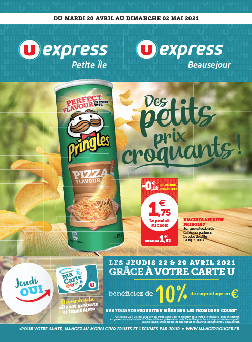 Express Beausejour – 2 mai